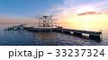 海上ヘリポート 33237324