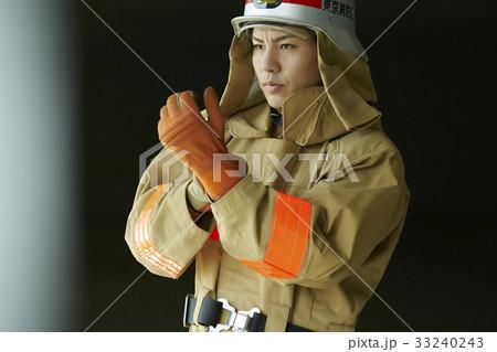 消防士 防火服 33240243