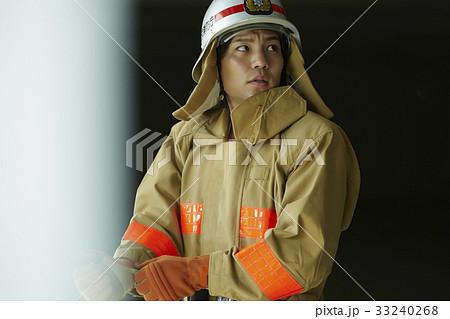 消防士 防火服 33240268