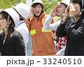 社会人 防災訓練 消防士の写真 33240510