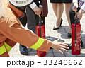 社会人 防災訓練 消防士の写真 33240662