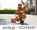 人物 男性 防災訓練の写真 33240697