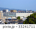 花畑駅と成田山 久留米市 33241711