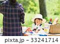 ピクニックをする女の子 33241714