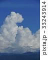 入道雲 積乱雲 夏雲の写真 33243914