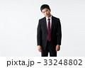 ビジネスマン 男性 会社員の写真 33248802