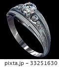 指輪 ダイヤ ダイヤモンドのイラスト 33251630