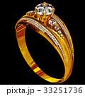 指輪 ダイヤモンド ジュエリーのイラスト 33251736