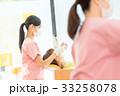 若い女性、歯科衛生士、歯科助手、歯科、治療 33258078