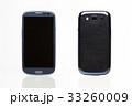 スマートフォン スマホ クローズアップの写真 33260009