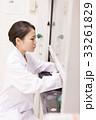 研究室 女性 研究の写真 33261829
