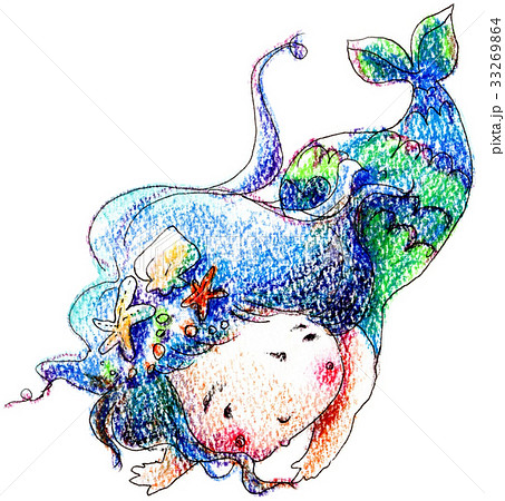 人魚姫 33269864