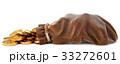 ドル カバン 巾着のイラスト 33272601