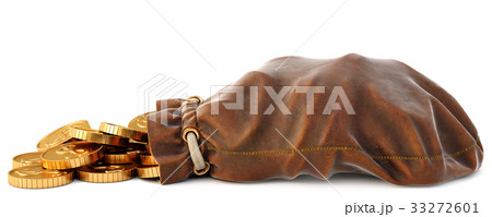 leather sack 33272601