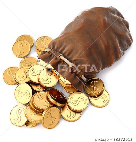 leather sack 33272613