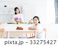 子供 キッチン ダイニングの写真 33275427