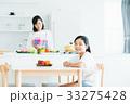 子供 キッチン ダイニングの写真 33275428