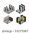 ハードウェア サーバー データベースのイラスト 33275967