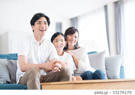 若い家族 33276170