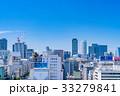 《愛知県》名古屋・都市風景《栄より名古屋駅方面を望む》 33279841
