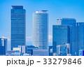 《愛知県》名古屋・都市風景《栄より名古屋駅方面を望む》 33279846