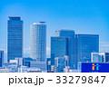 《愛知県》名古屋・都市風景《栄より名古屋駅方面を望む》 33279847