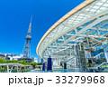 《愛知県》名古屋・都市風景《夏》 33279968