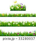 フラワー 花 カモミールのイラスト 33280037