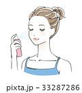 美容 横顔 化粧水 スプレー 33287286