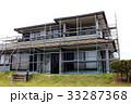 塗装 足場 住宅の写真 33287368