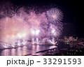 打ち上げ花火 花火大会 花火の写真 33291593
