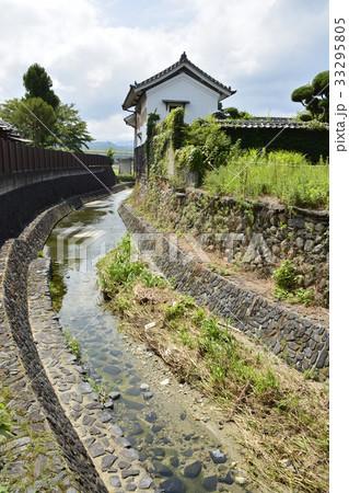 【奈良県】五條旧街道の古い町並み 33295805