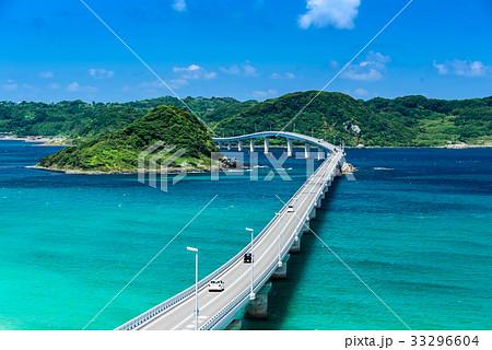 【山口県】 角島大橋 【観光地】 33296604
