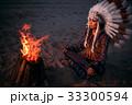 コスチューム 衣装 火の写真 33300594