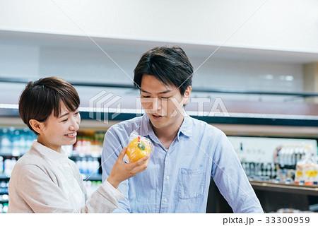 スーパーマーケット 33300959