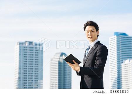 ビジネス 空とビル 33301816