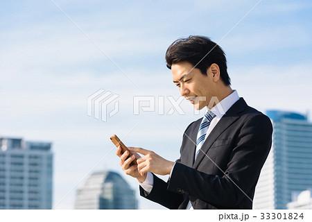 ビジネス 空とビル 33301824