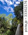 青空と滝 33302576