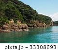 辰の島 無人島 島の写真 33308693