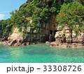 辰の島 無人島 島の写真 33308726