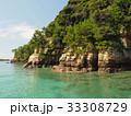 辰の島 無人島 島の写真 33308729
