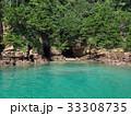 辰の島 無人島 島の写真 33308735