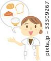 炭水化物 食事 指導 イラスト 33309267