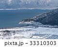 雪景色の長命寺 33310303