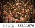 クリスマスツリー クリスマス イルミネーションの写真 33311979