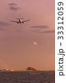 旅客機 飛行機 ジェット機の写真 33312059