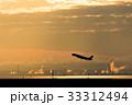 旅客機 飛行機 ジェット機の写真 33312494