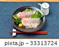 注意)お皿部分にレタッチ痕が残ります。浜名湖舞阪港産の甘鯛(アマダイ、あまだい)のお刺身。 33313724