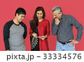 Group of people using digital tablet technology 33334576