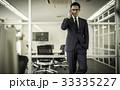 人物 男性 会社員の写真 33335227